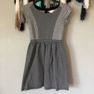 Urban Outfitters -Cooperative Polka Dot Mini Dress